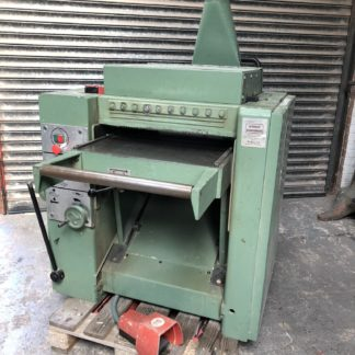 Wadkin BT 500 Thicknesser