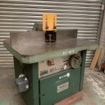 Wadkin BER 4 Spindle Moulder