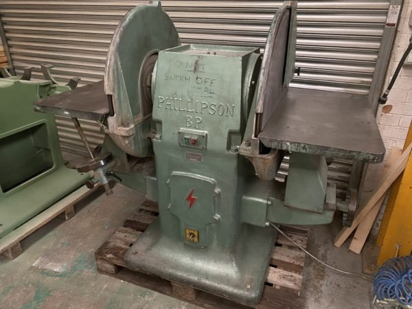 phillipson disc sander