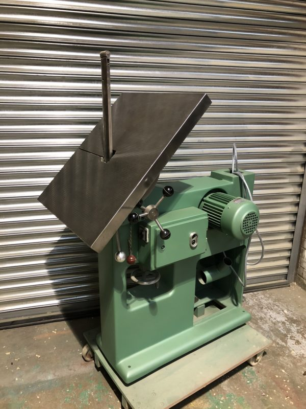 Zimmermann Profile Sander