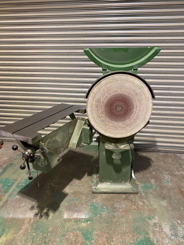 Zimmermann SZ1 600mm disc sander