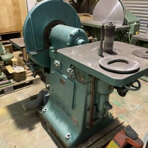 Wadkin JTA Disc and bobbin sander