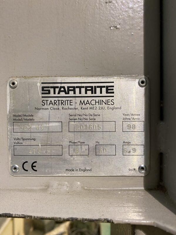 Startrite 502 VS Bandsaw
